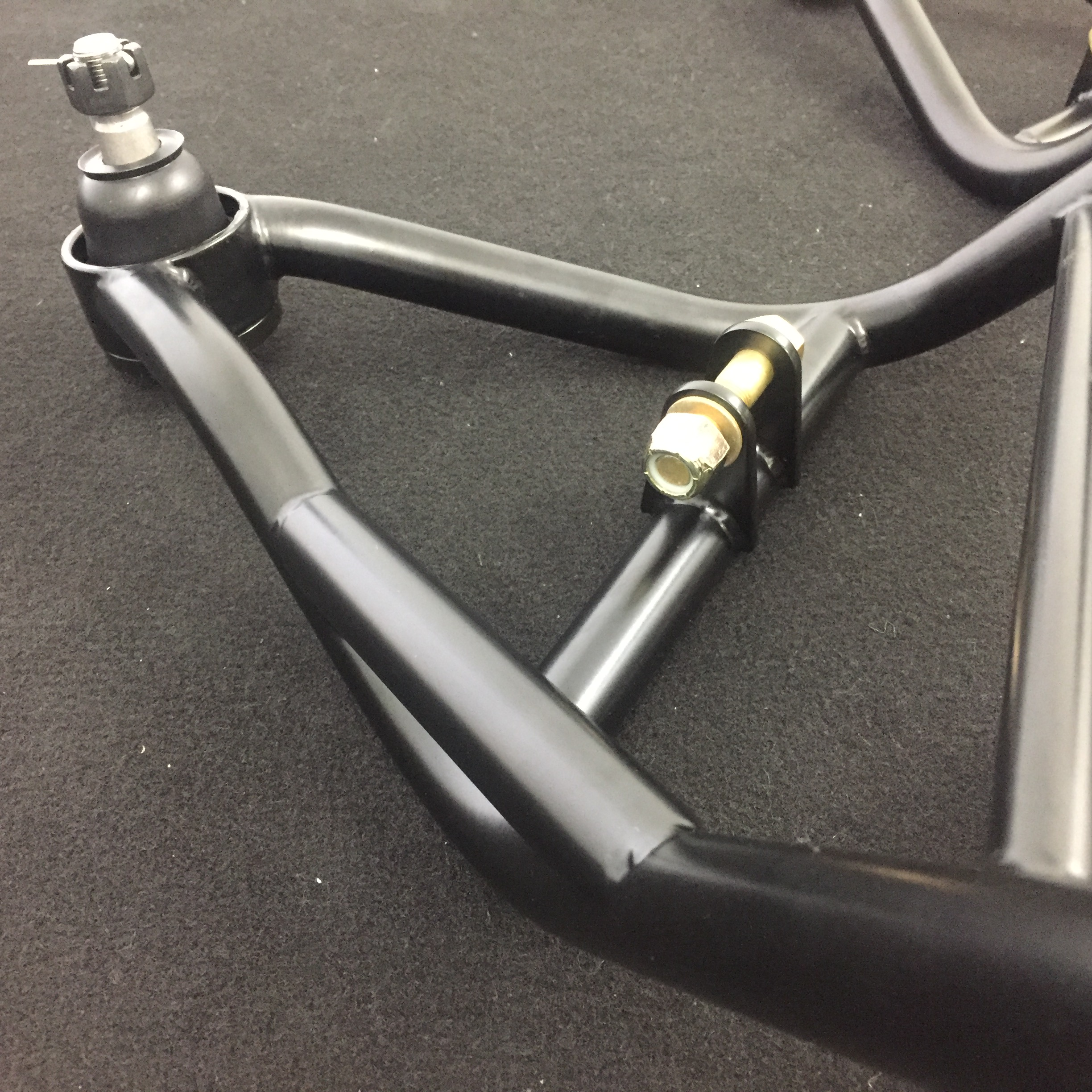 "Pro"" Upper and Lower Control Arms (Coil-Over) – TRZ Motorsports"