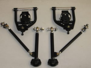 Pro Upper and Lower Control Arms (Coil-Over)