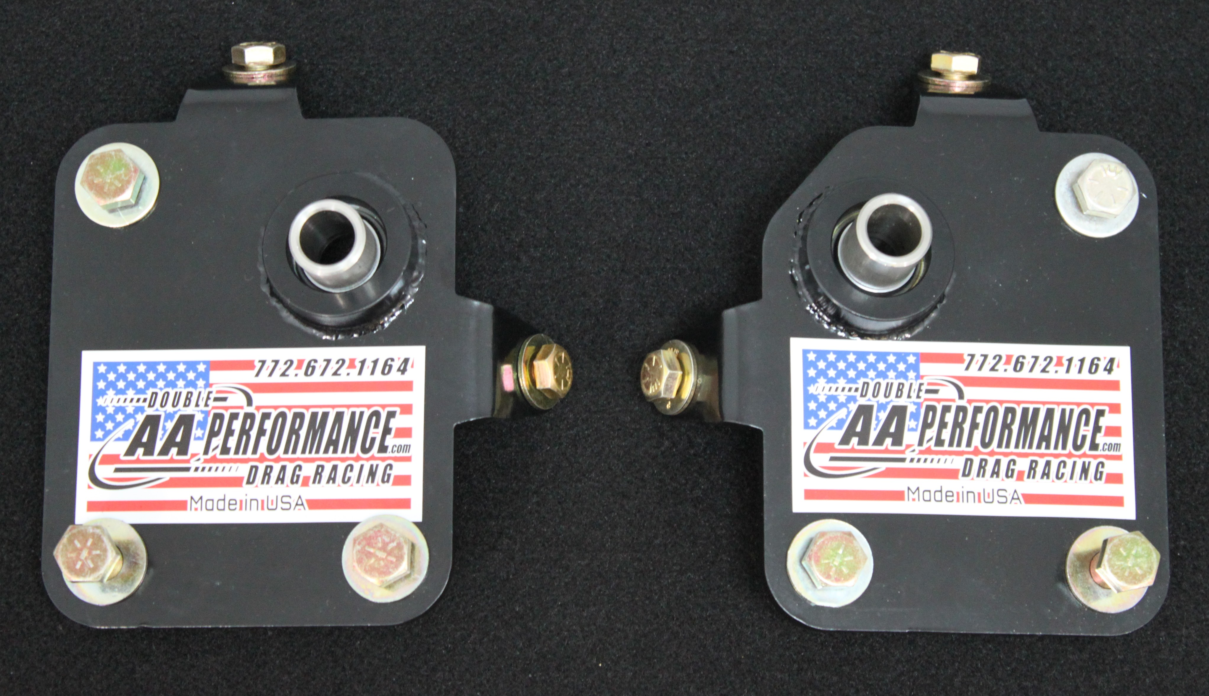 Caster/Camber Plates