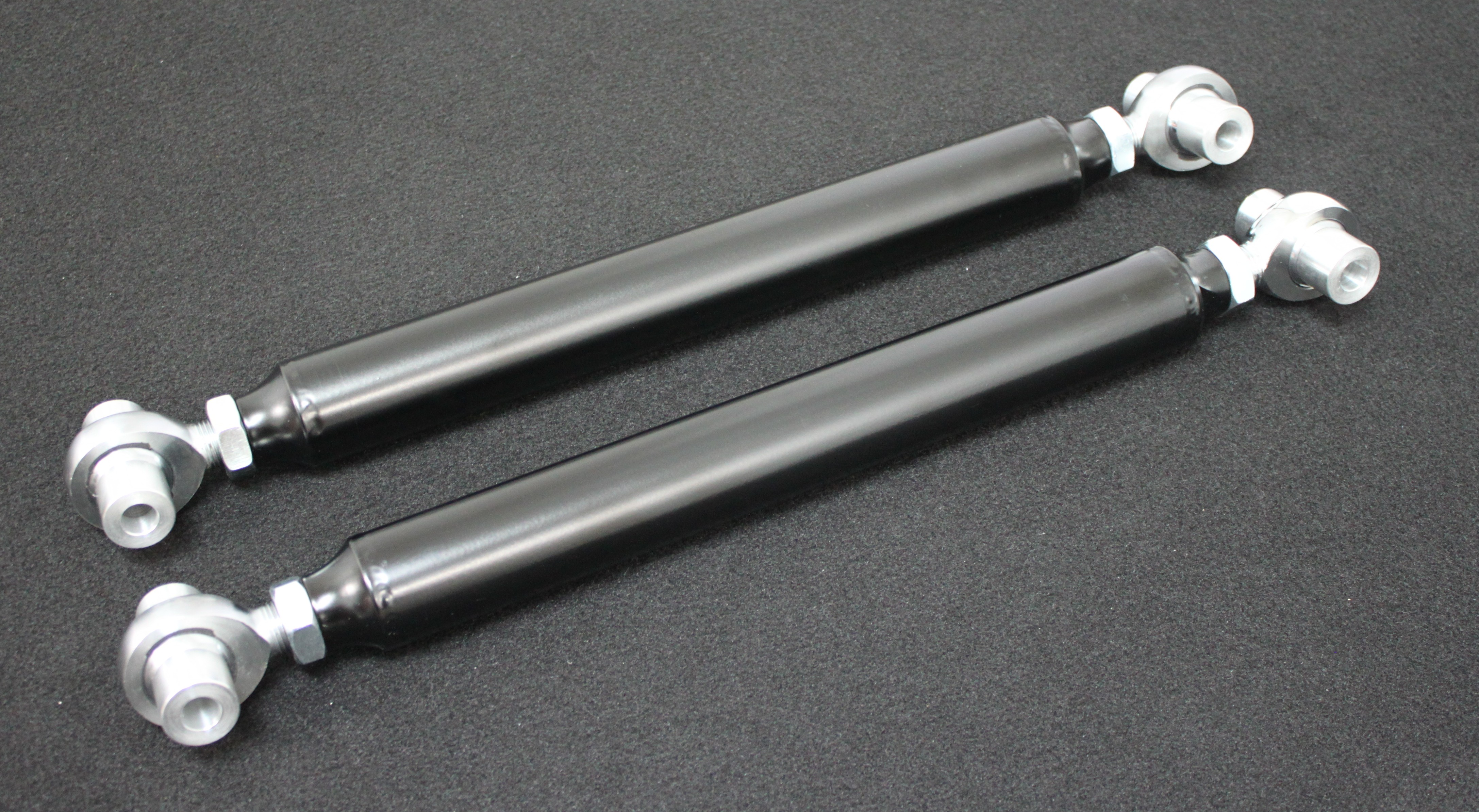 Lower Control Arms Double Adjustable w/ Dual Rod-Ends