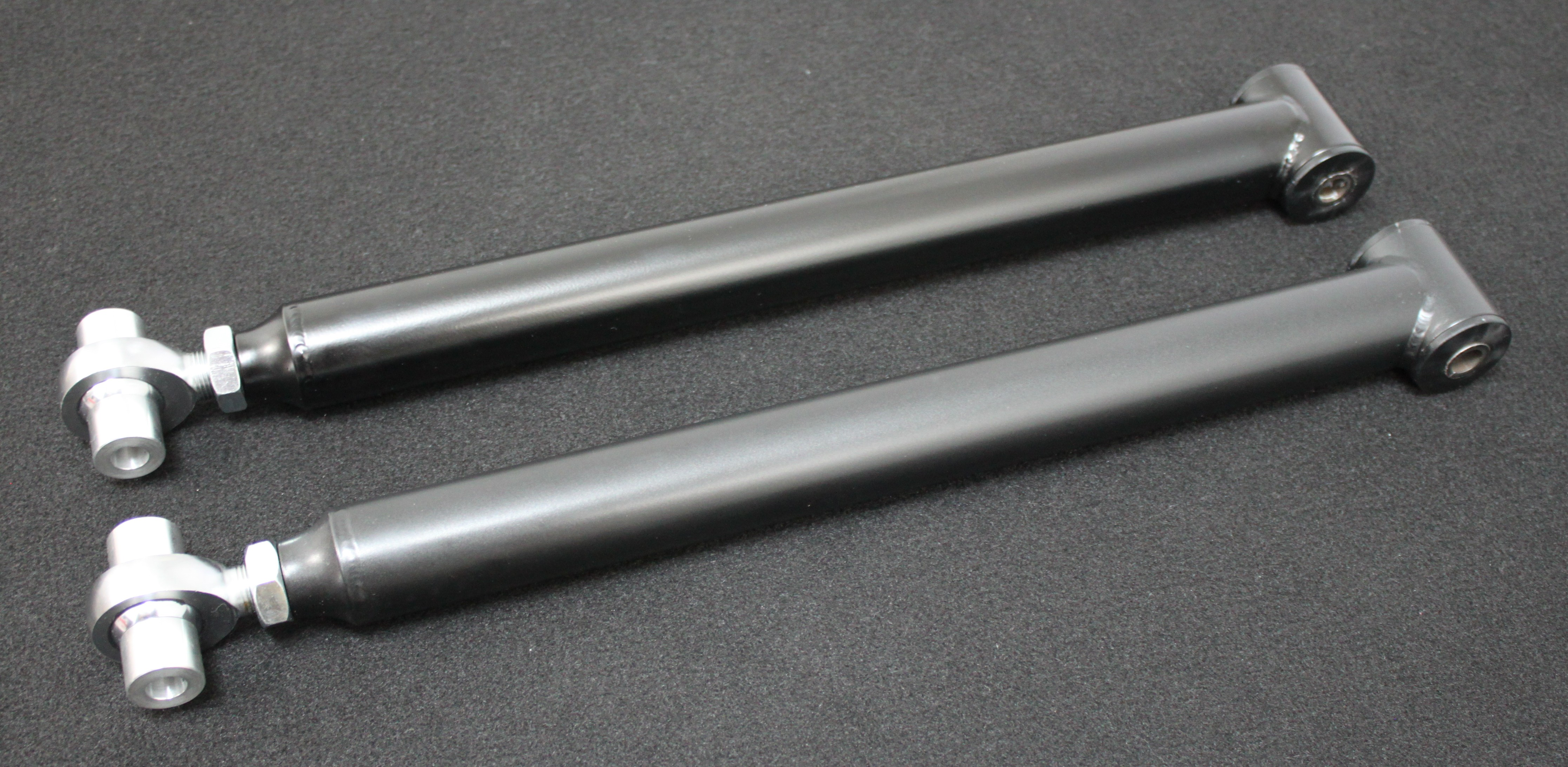 Lower Control Arms Single Adjustable w/ Delrin Bushings