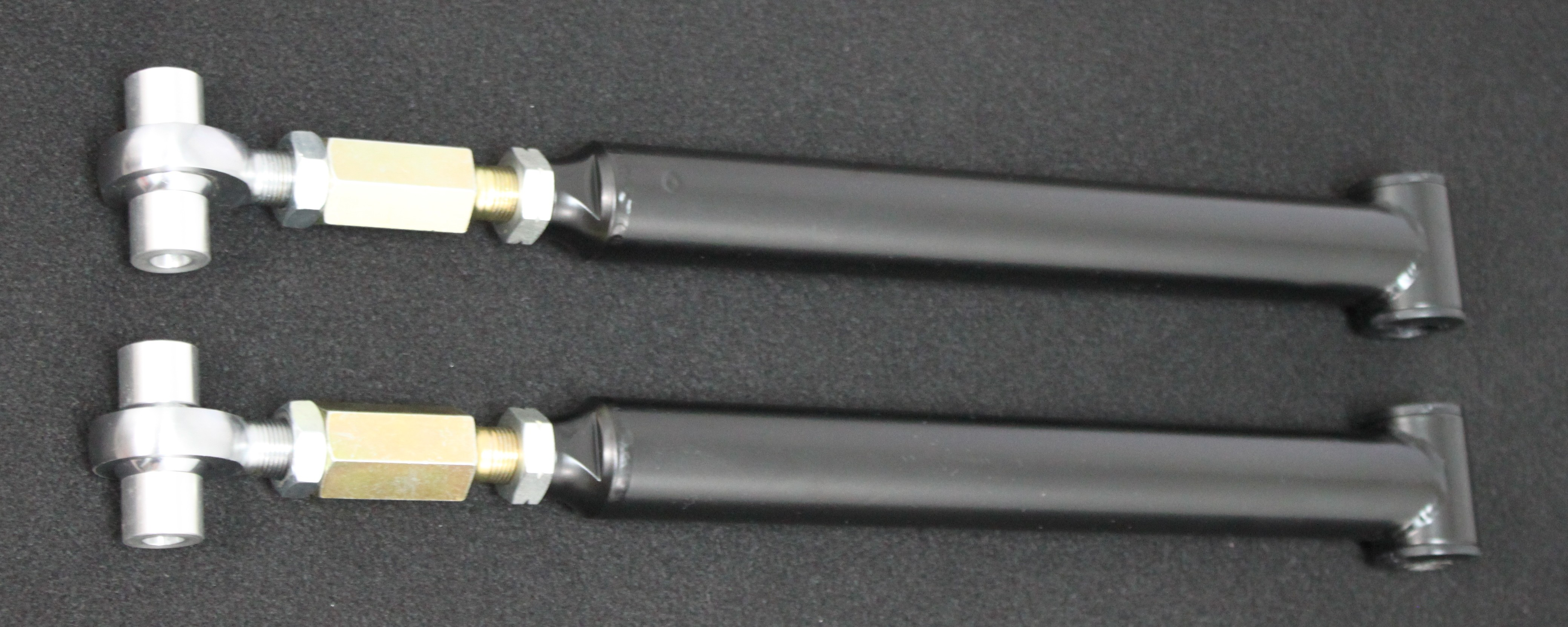 Lower Control Arms Double Adjustable w/ Delrin Bushiings