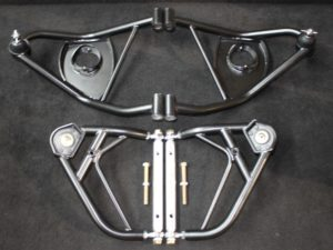 Pro Upper and Lower Control Arms (Stock Spring)