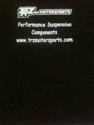 TRZ Motorsports T-Shirt