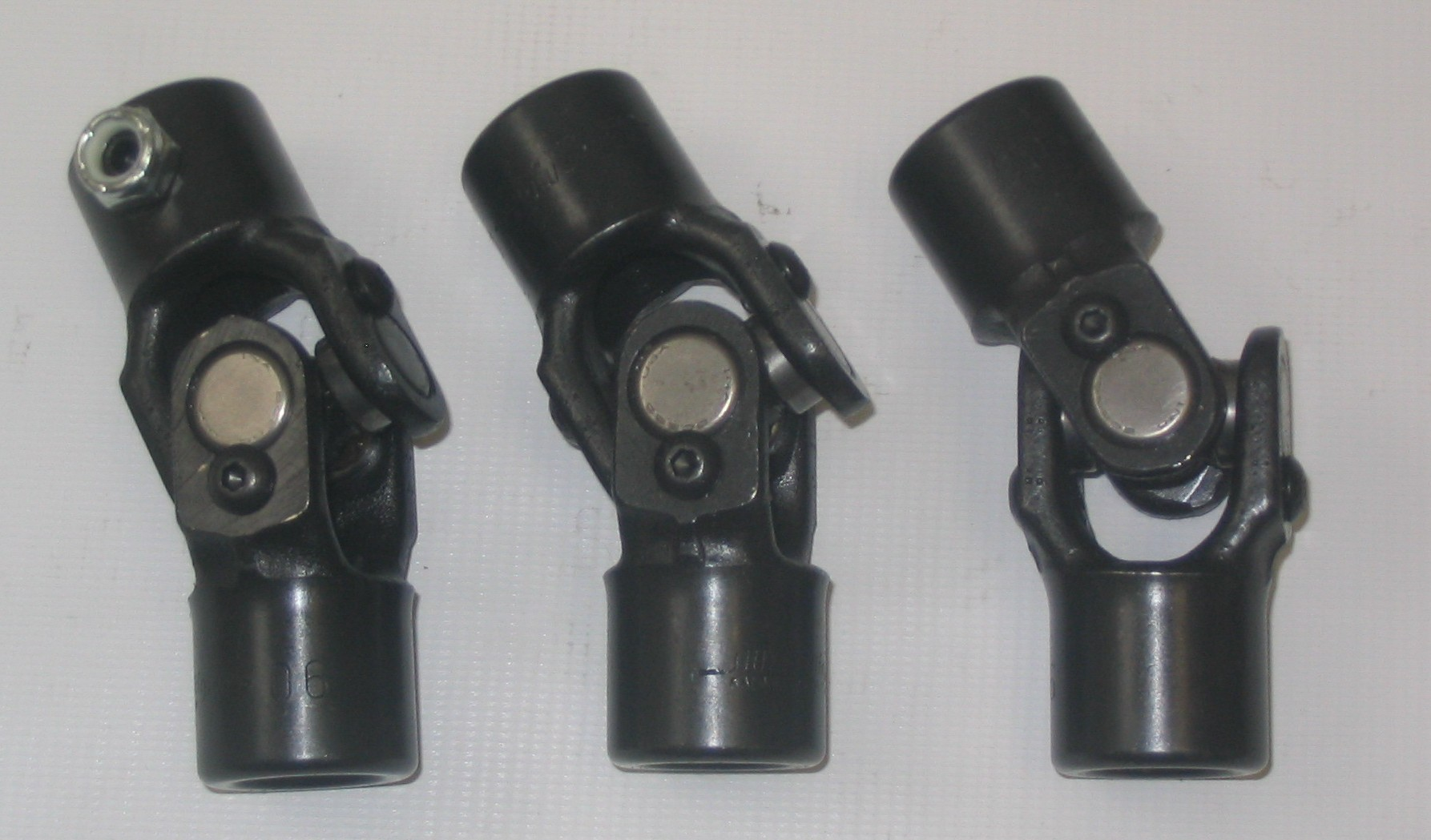 """Steering U-Joint (3/4"""" Smooth x 3/4"""" Smooth)"""