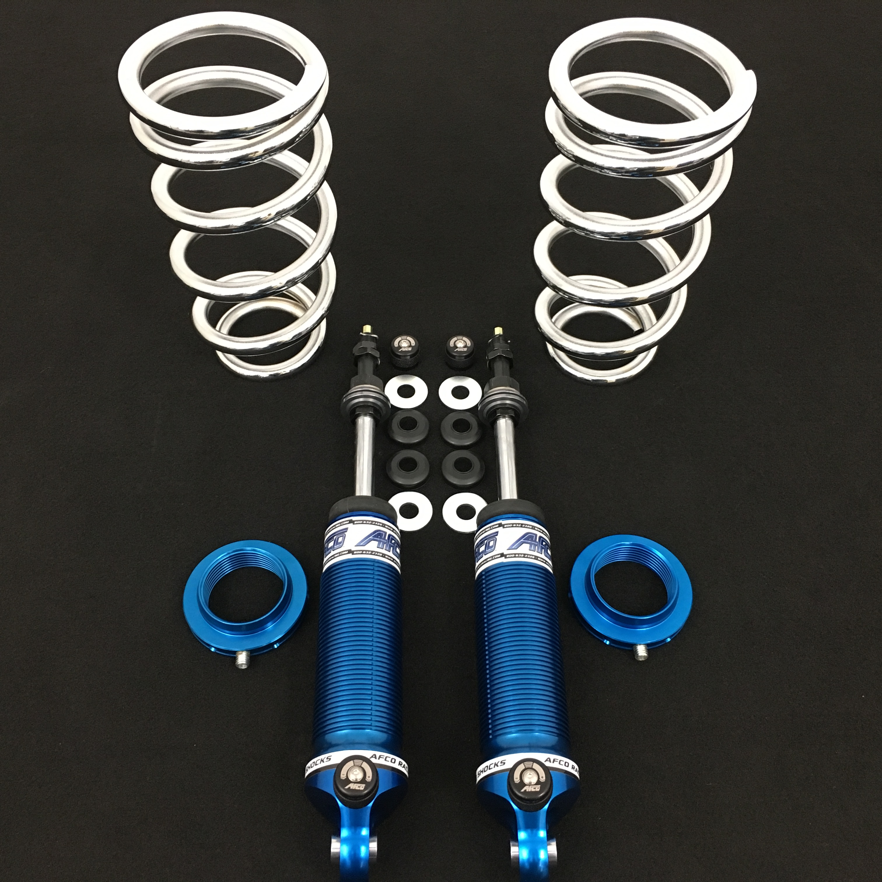 AFCO Double Adjustable Front Coil-Over Kit