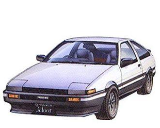 1983 - 1987 Corolla (AE86)