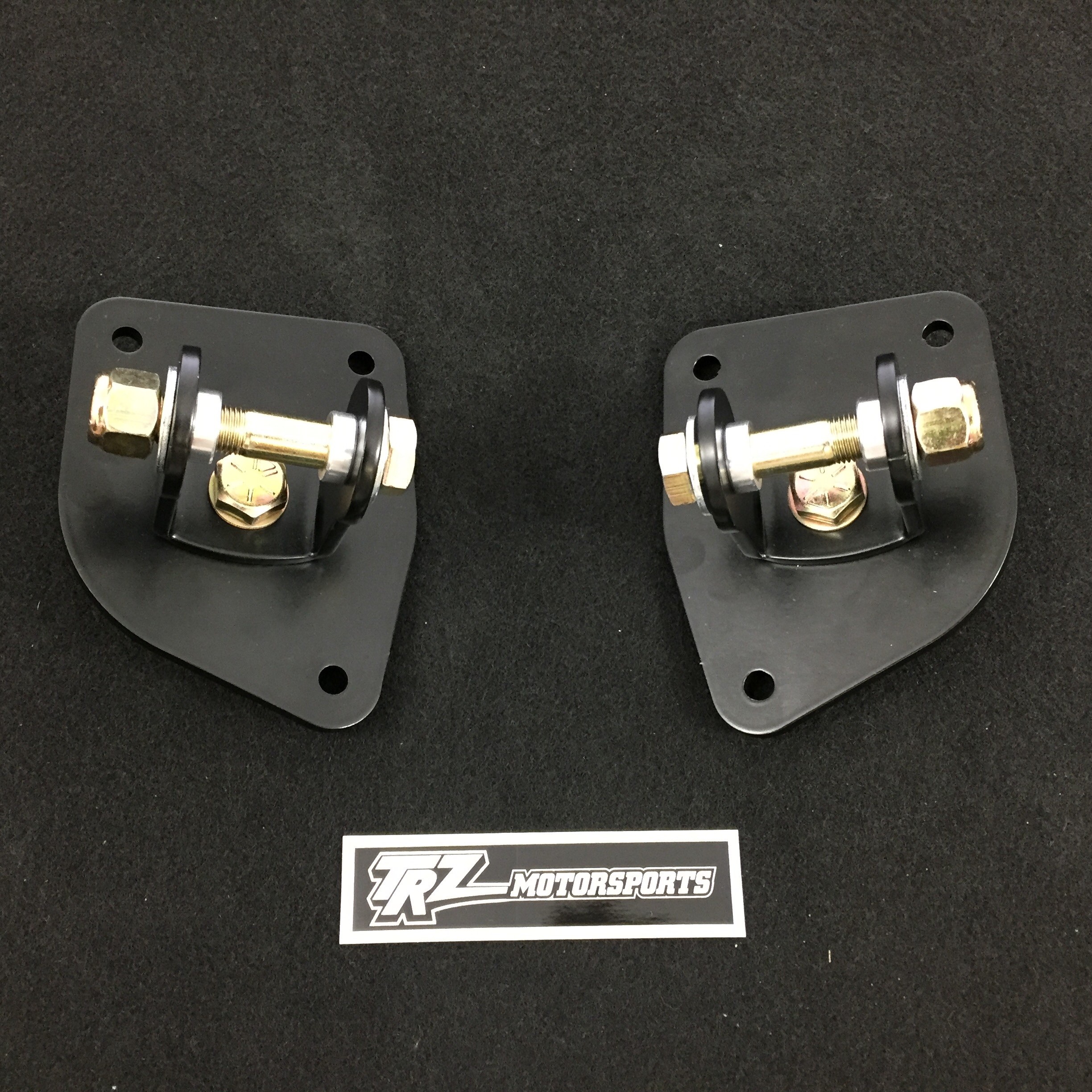 Rear Upper Coil-Over Shock Mounts / Pair