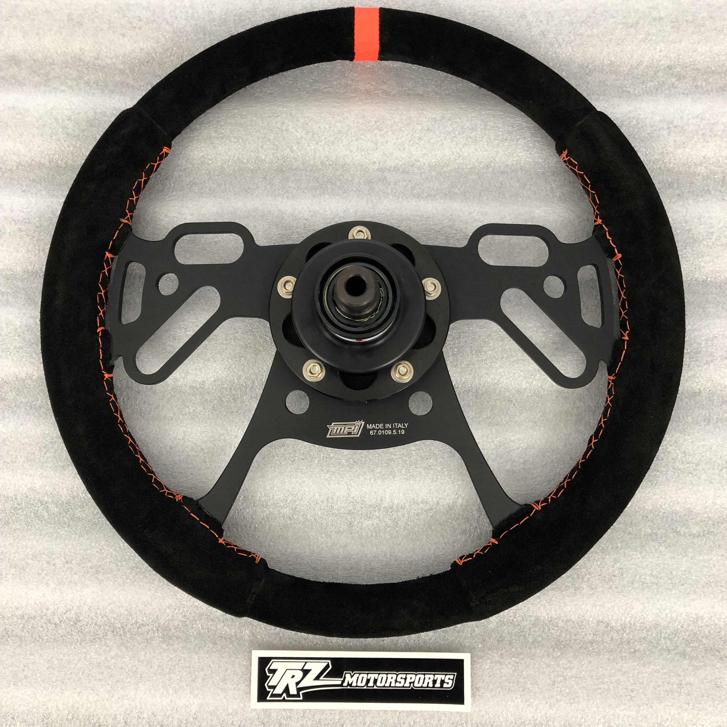 MPI 13″ Drag Race Steering Wheel